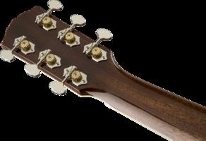 Fender PM-3 Standard Triple-0 : 0960251221 gtr hdstckbck 001 nr