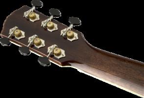 Fender PM-3 Deluxe Triple-0 : 0960271221 gtr hdstckbck 001 nr