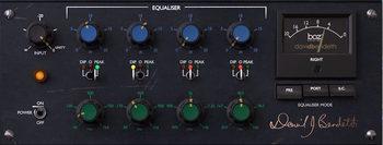 Boz Digital Labs +10db Bundle : EQ