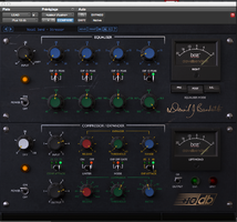 Boz Digital Labs +10db Bundle : 6 1 Vocal Comp EQ