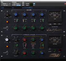 Boz Digital Labs +10db Bundle : 3 1 Room Comp EQ Soft
