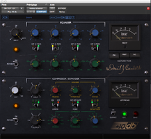 Boz Digital Labs +10db Bundle : 2 3 Preset Snare EQ Gate On