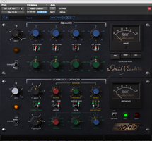 Boz Digital Labs +10db Bundle : 2 2 Preset Snare No EQ but Gate On
