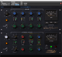 Boz Digital Labs +10db Bundle : 1-3 Preset Kick EQ and Gate On