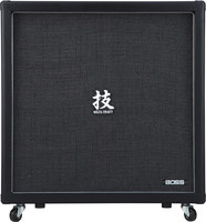 Boss Waza Amp Cabinet 412 : waza amp cabinet412 front gal