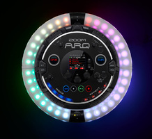 Zoom ARQ Aero RhythmTrak : ARQ Top on Black 0