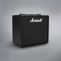 Marshall Code 25 : Code 25 Front R3QTR Grey 960x960