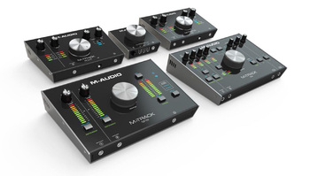 M Audio M track Family