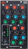 dbx 555 5-Band Parametric EQ : dbx555 Front original