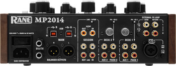 Rane MP2014 : mp2014 back 1200w