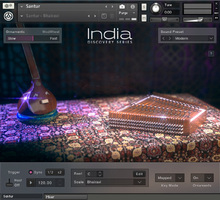 Native Instruments India : India 5