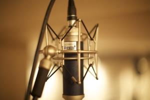 Blue Microphones Bottle Rocket Mic Locker : M3A8775
