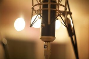 Blue Microphones Bottle Rocket Mic Locker : M3A8773