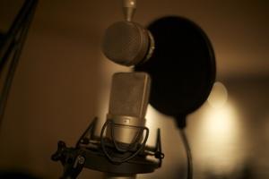 Blue Microphones Bottle Rocket Mic Locker : M3A8768