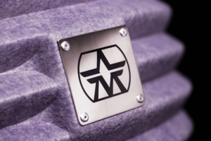 Aston Microphones Halo : Halo Rear Badge