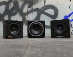Auratone 5C Super Sound Cube (2014) : P1070085