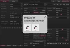 JamOrigin MIDI Guitar 2 : MIDI Machine