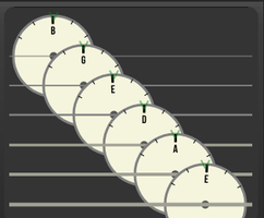 JamOrigin MIDI Guitar 2 : PolyTuner