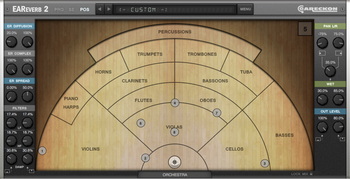 eaReckon EAReverb 2 : Pos Orchestra