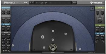 eaReckon EAReverb 2 : Pos Head