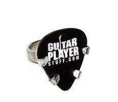 Guitar Player Stuff Guitar Pick Ring : Guitarplayerstuff Guitar Pick Ring (Article)