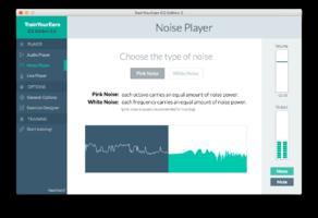 noise player screenshot