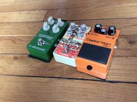 DigiTech Obscura Altered Delay : Article comparatif