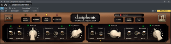 Kush Audio Clariphonic DSP mkII : Drums MS