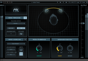 Waves NX stereo component