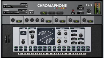 chromaphone 2 play