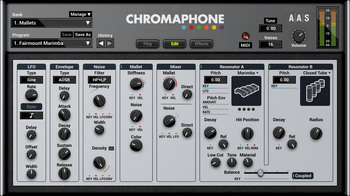 chromaphone 2 edit