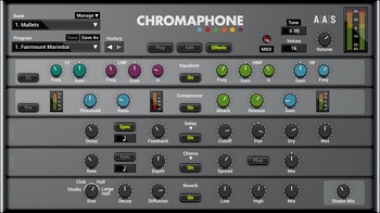 chromaphone 2 effects