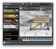 Native Instruments Una Corda : 01 Kontakt 5ScreenSnapz001