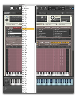 Native Instruments Una Corda : Groups1