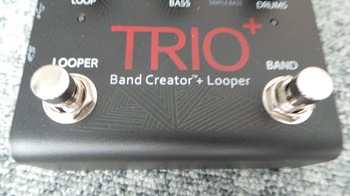 DigiTech Trio+ Band Creator + Looper : Photos Test Trio+11