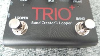 DigiTech Trio+ Band Creator + Looper : Photos Test Trio+11