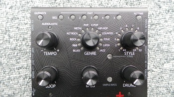 DigiTech Trio+ Band Creator + Looper : Photos Test Trio+10