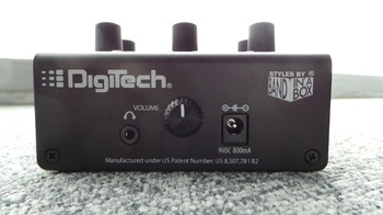 DigiTech Trio+ Band Creator + Looper : Photos Test Trio+7