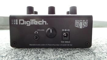 DigiTech Trio+ Band Creator + Looper : Photos Test Trio+7