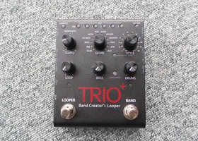 DigiTech Trio+ Band Creator + Looper : Photos Test Trio+4
