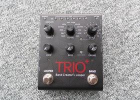 DigiTech Trio+ Band Creator + Looper : Photos Test Trio+4