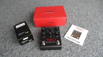 DigiTech Trio+ Band Creator + Looper : Photos Test Trio+3