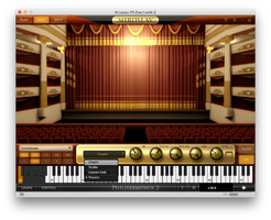 IK Multimedia Miroslav Philharmonik 2 : ConvoRoom