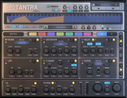 Effects Plug-ins : Tantra