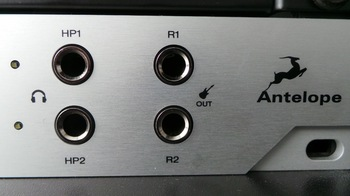 Antelope Audio Orion Studio : Antelope Orion Studio 6