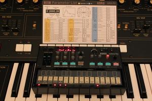 Korg Volca FM : Volca FM 2tof 019.JPG