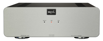 SPL Performer s800 : Performer s800 silver front