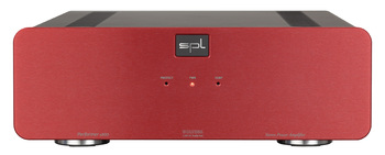 SPL Performer s800 : Performer s800 red front