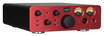 SPL Phonitor x : Phonitor x red left