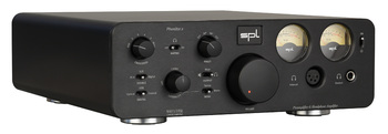 SPL Phonitor x : Phonitor x black left